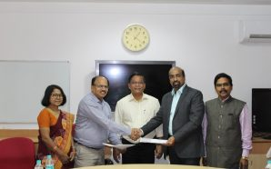 IMFA has signed an MoU with NIT in memory of…